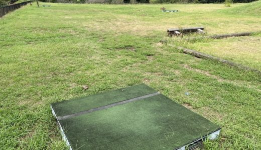 たからだの里で子供も楽しむパークゴルフ 三豊市財田町