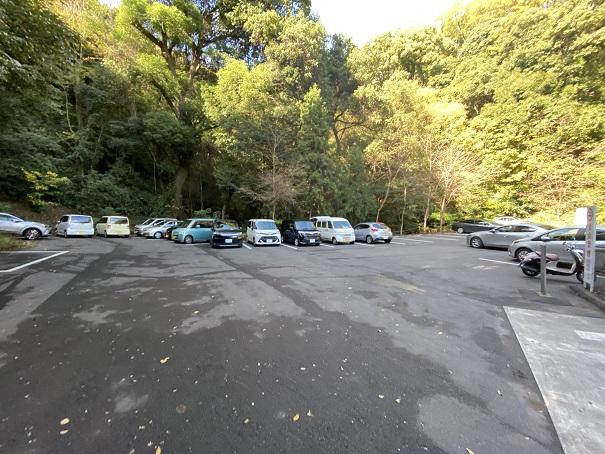 神椿駐車場