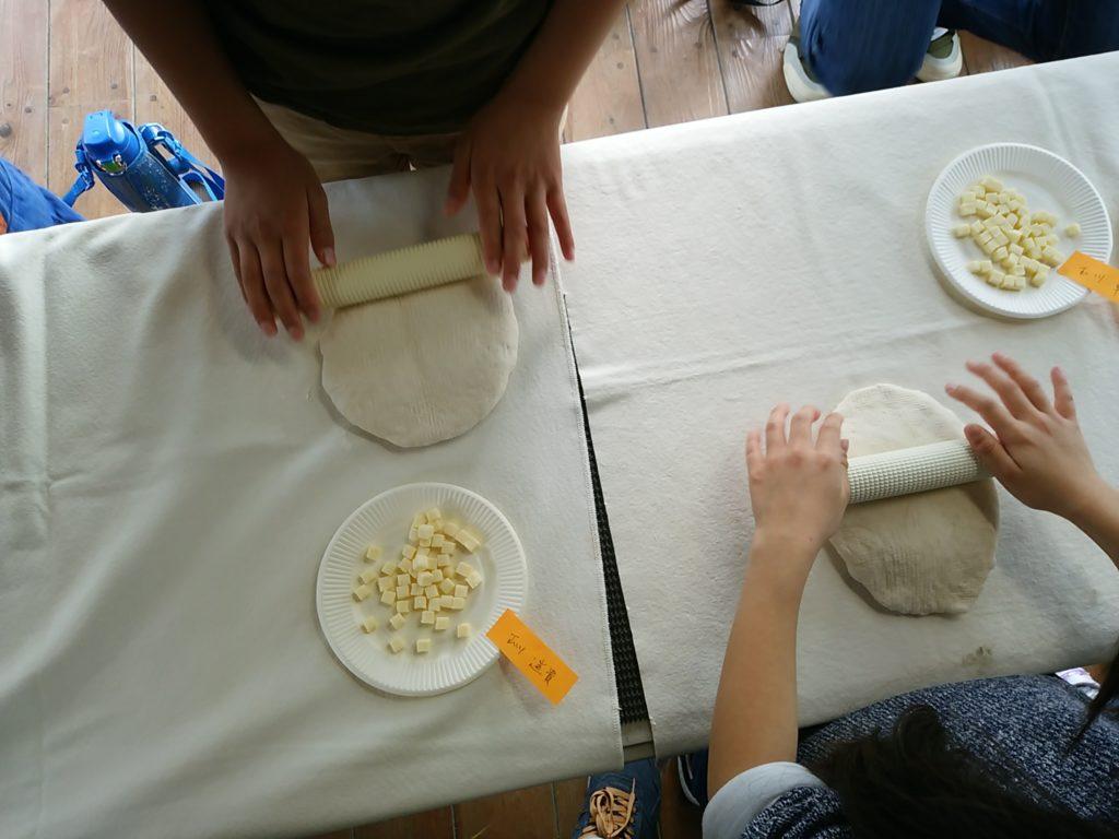 パン作り ①