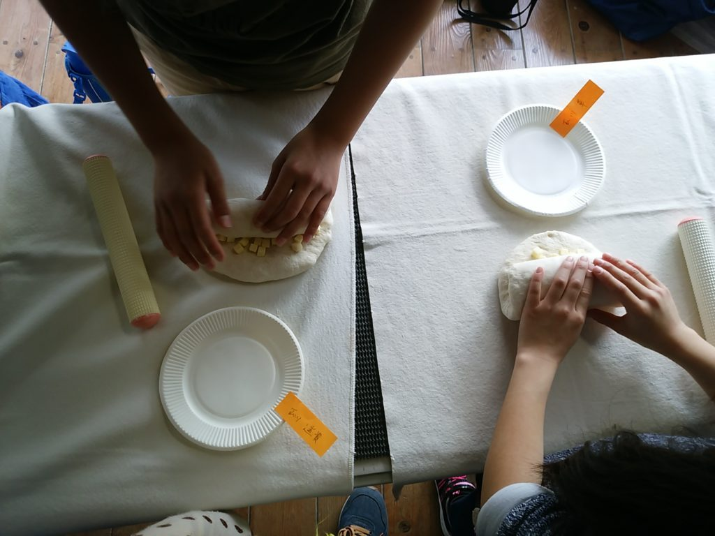 パン教室 ③