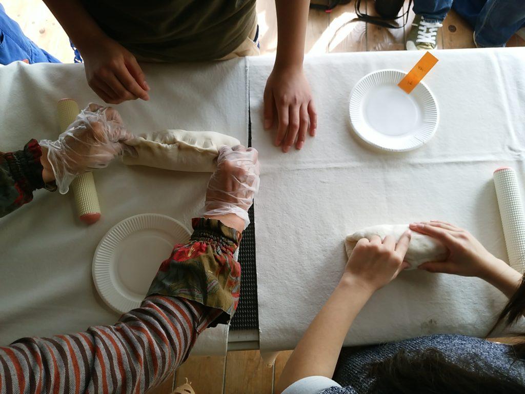パン教室 ④