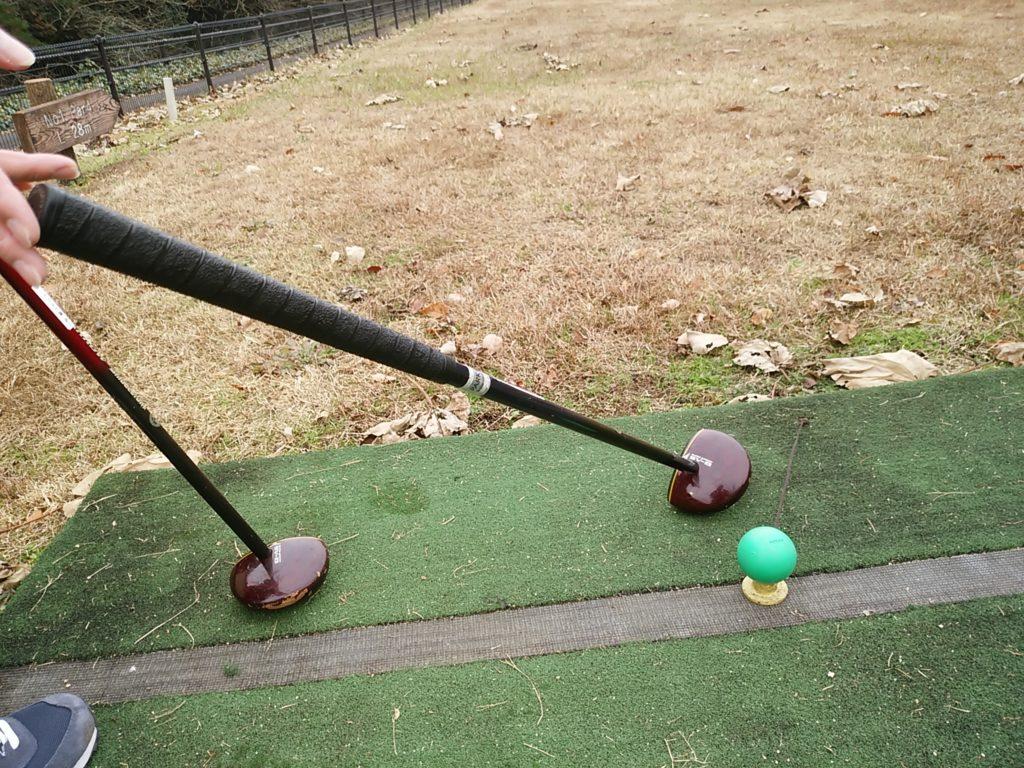 パークゴルフ道具2