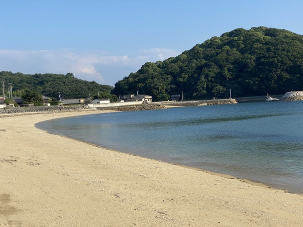 仁老浜海水浴場