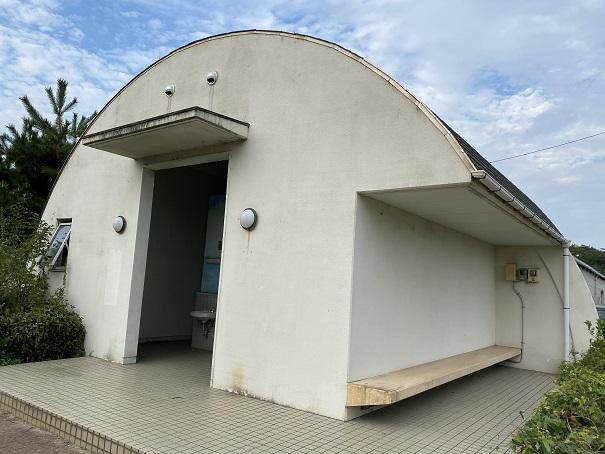 仁尾マリーナトイレ
