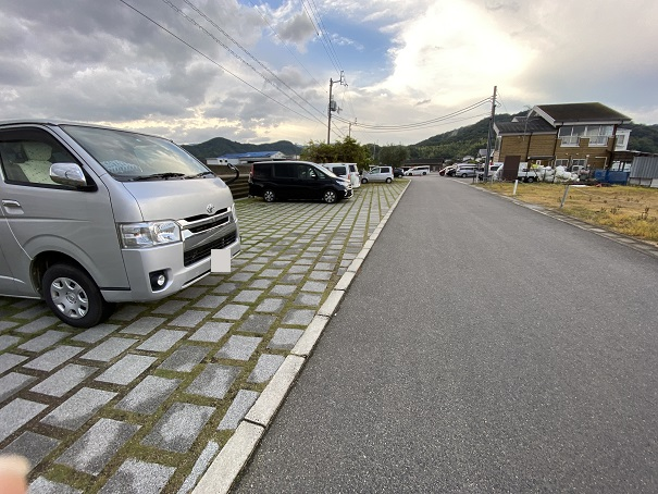 マーレリッコ駐車場