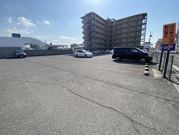 スポーツドーム宇多津駐車場