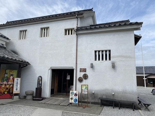 讃州井筒屋敷三之蔵