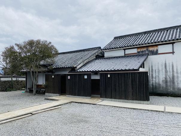 トイレ讃州井筒屋敷