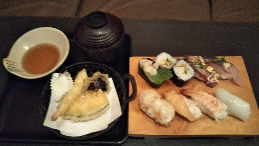 悠喜 寿司定食