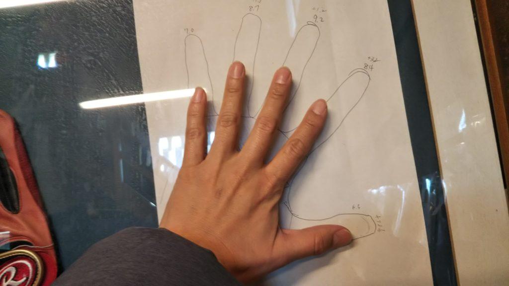 新庄の手形