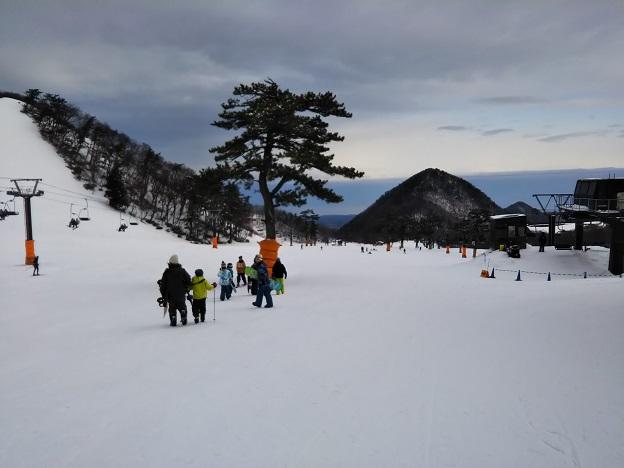 だいせんホワイトリゾート 豪円山エリア