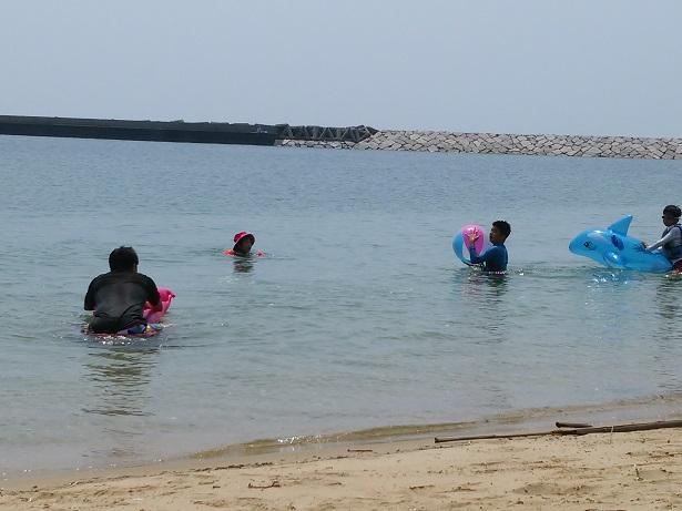 大浜ビーチバレー
