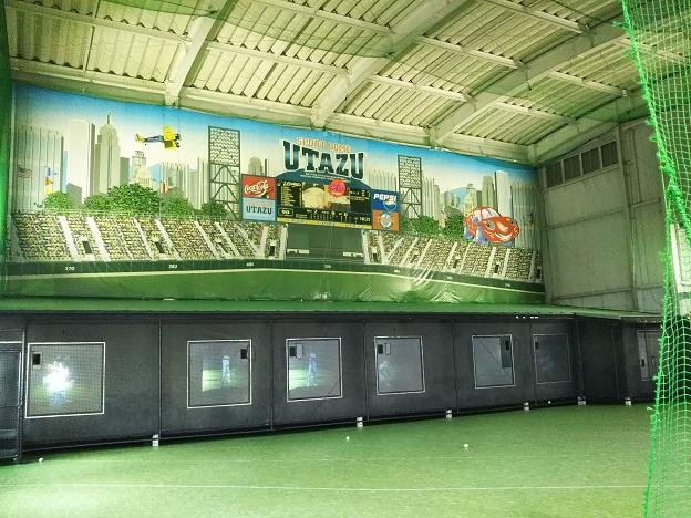 スポーツドーム宇多津のバッティングセンター