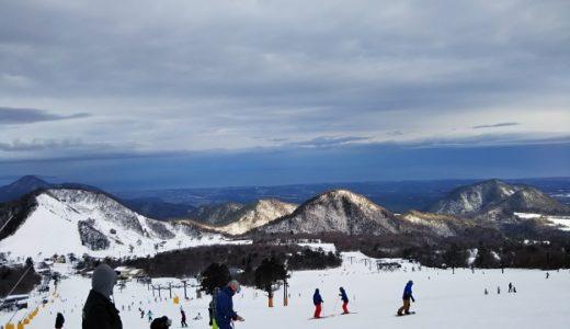 だいせんホワイトリゾートは初心者も上級者も満足 鳥取県