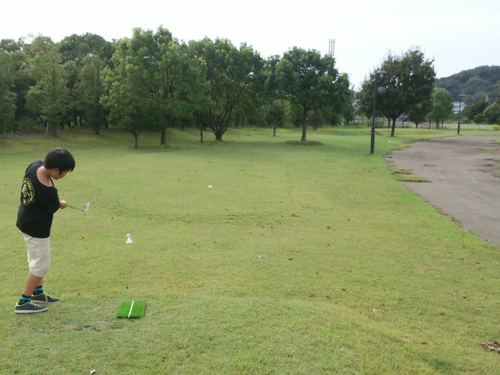 バードゴルフ