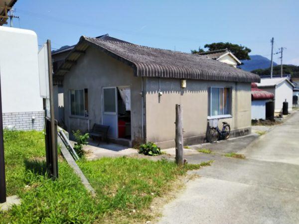 仁老浜海水浴場海の家