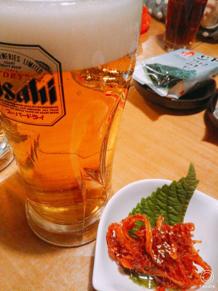 ノルブーチャンゴ ビール