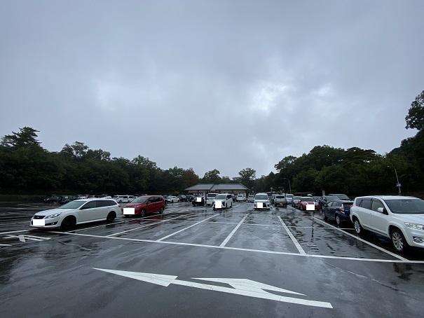 屋島山上駐車場
