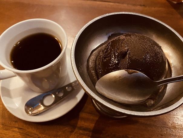 クルーズカフェ ベルギーチョコレートジェラート