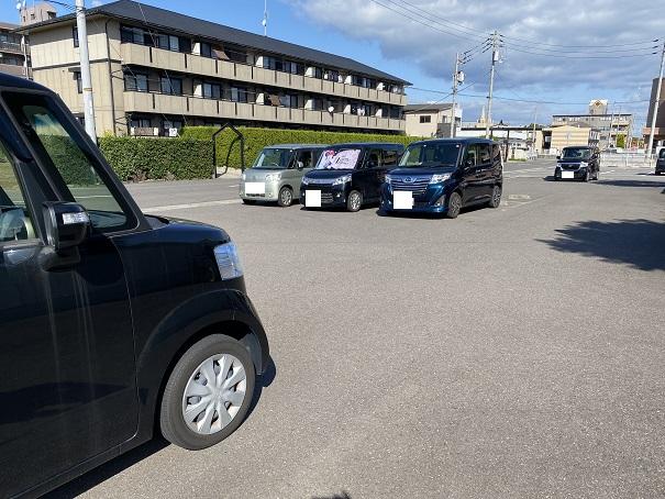COVO 駐車場