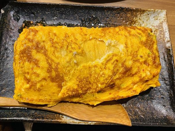 赤から手づくりたまご焼き(チーズたまご焼き)