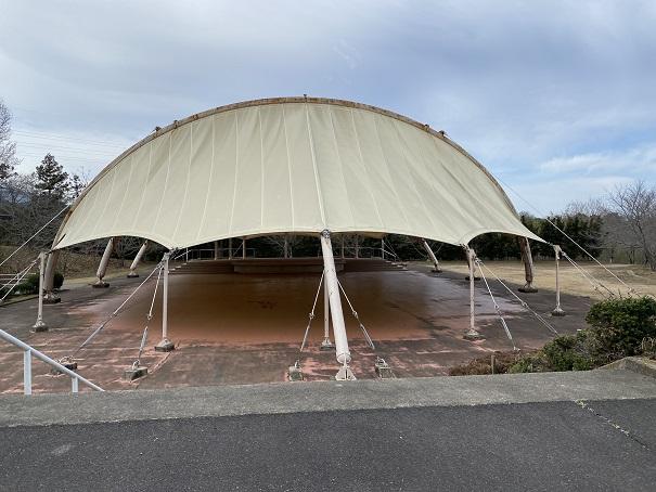みろく自然公園イベントドーム
