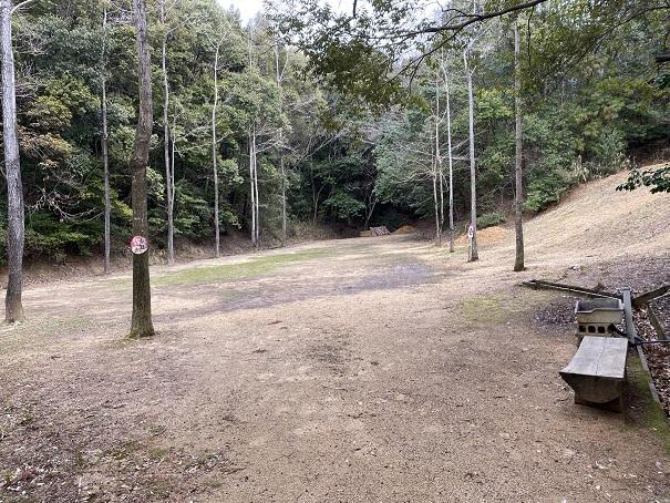 野営場みろく自然公園キャンプ場