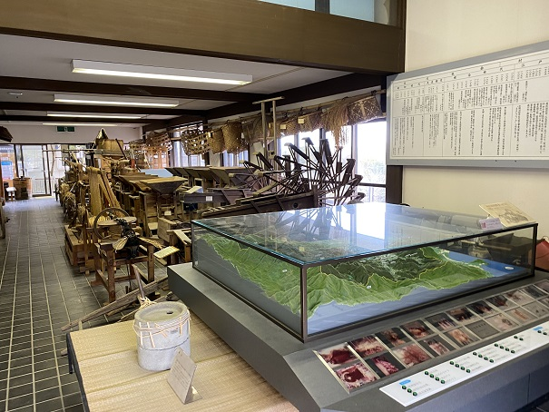 さぬき市歴史民俗資料館昔の暮らし
