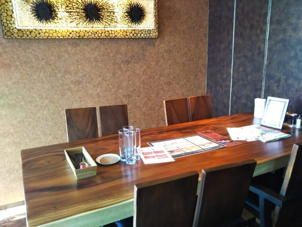 クルーズカフェ個室
