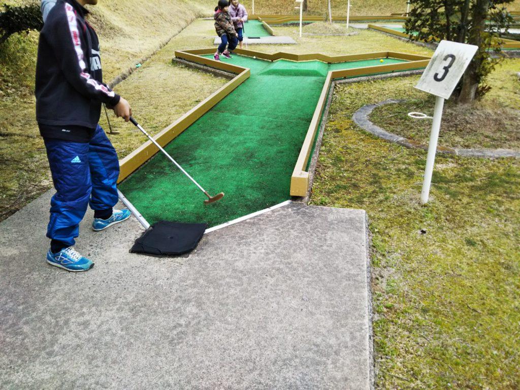 パターゴルフ3