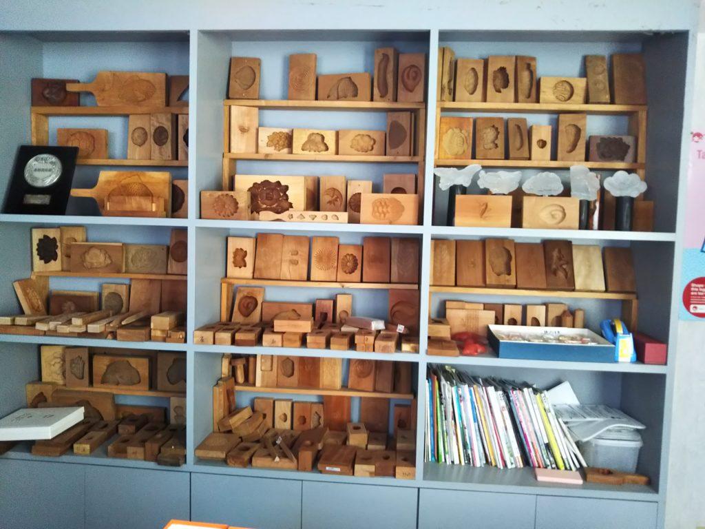 木型見学2
