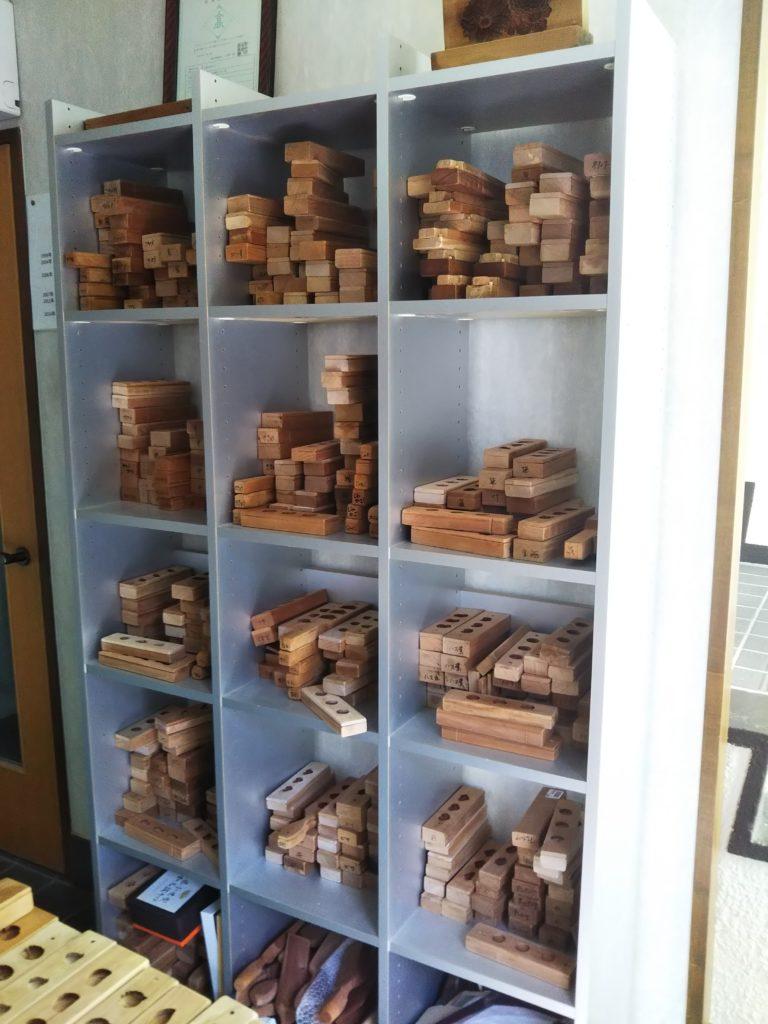 木型見学4