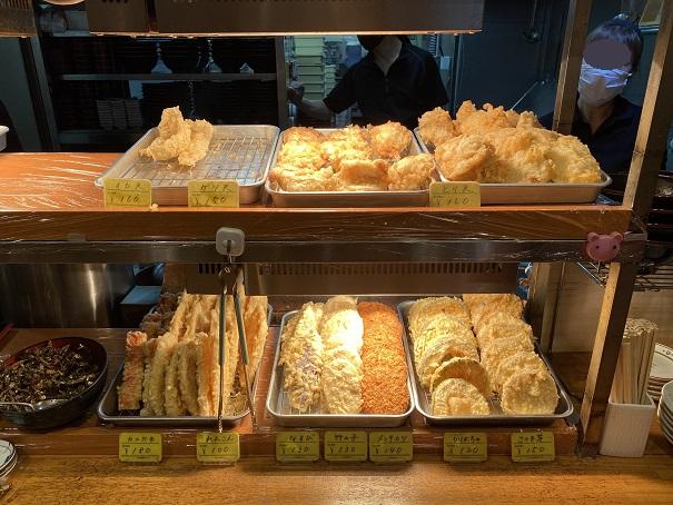 讃州製麺天ぷら