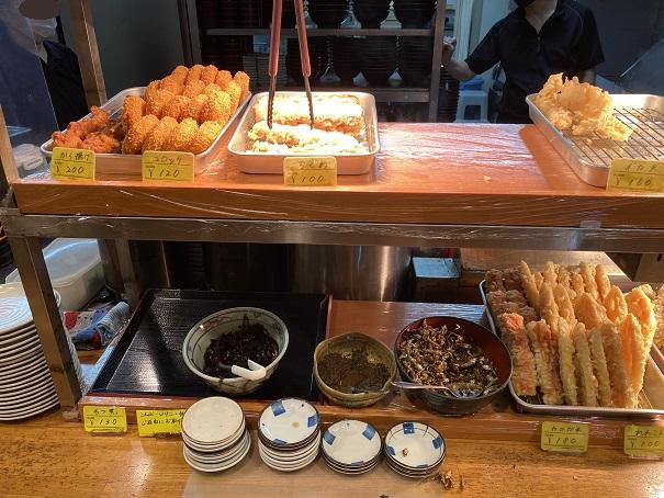 讃州製麺トッピング