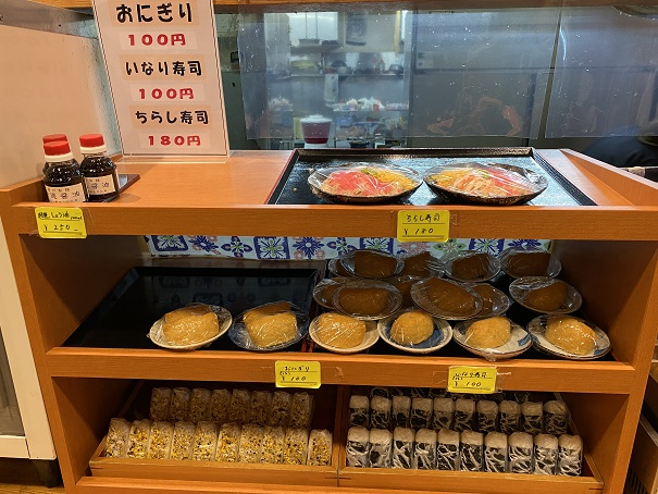 讃州製麺おにぎりと寿司