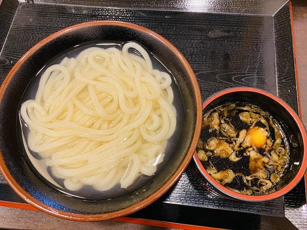 讃州製麺釜揚げうどん小