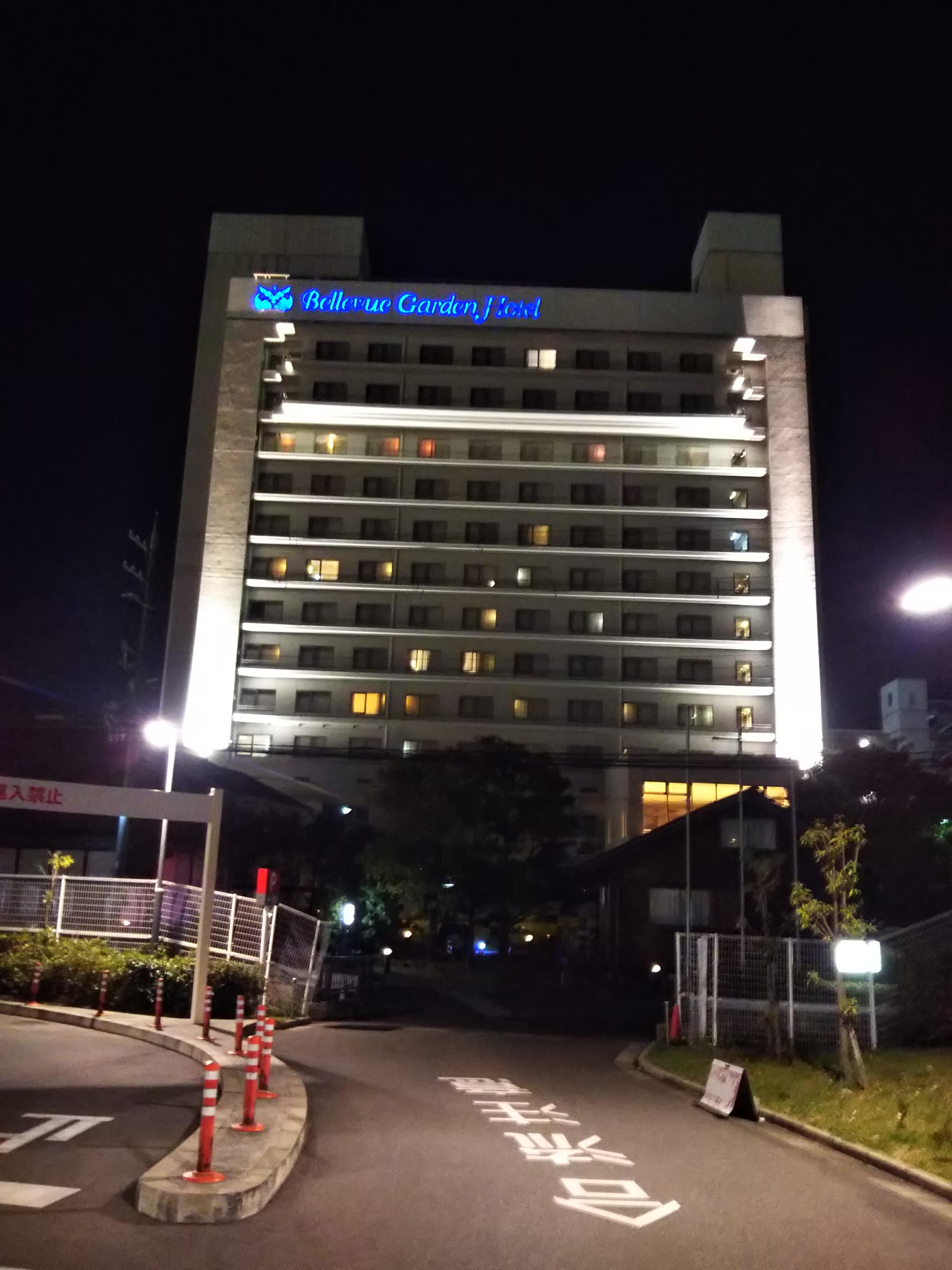 ベルビューガーデンホテル関西空港は旅行や出張に便利