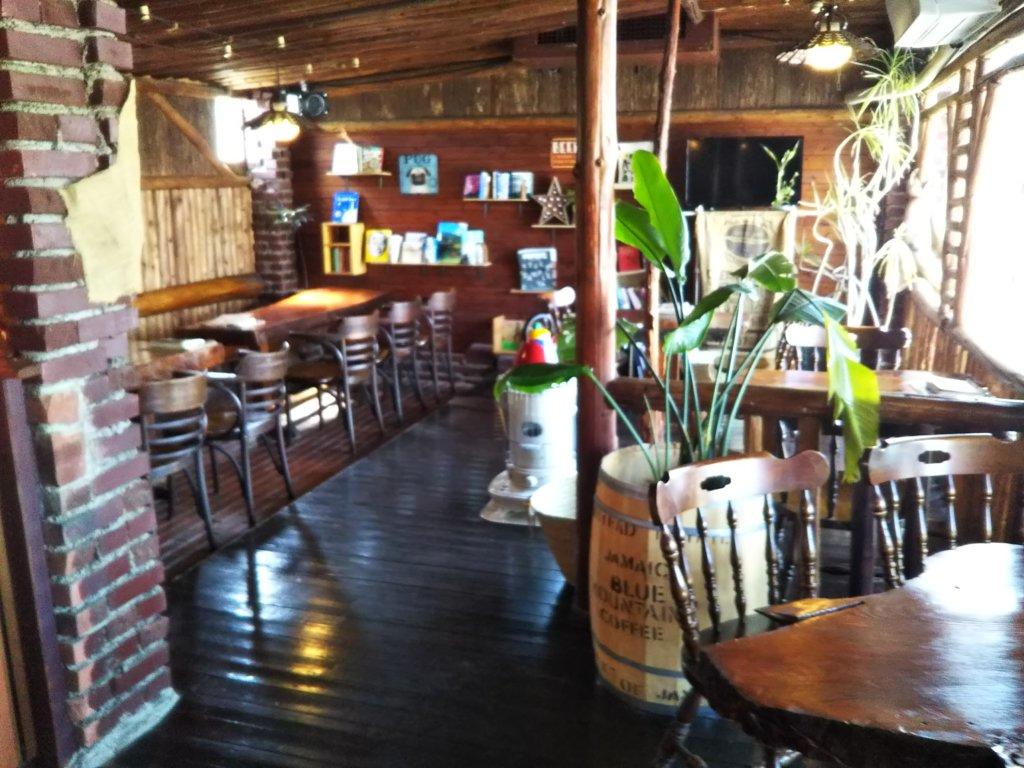 cafe ORLO店内