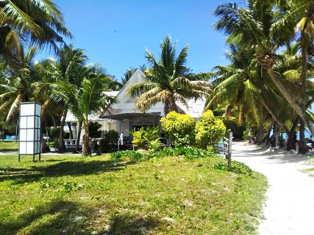 ココス島はリゾート地