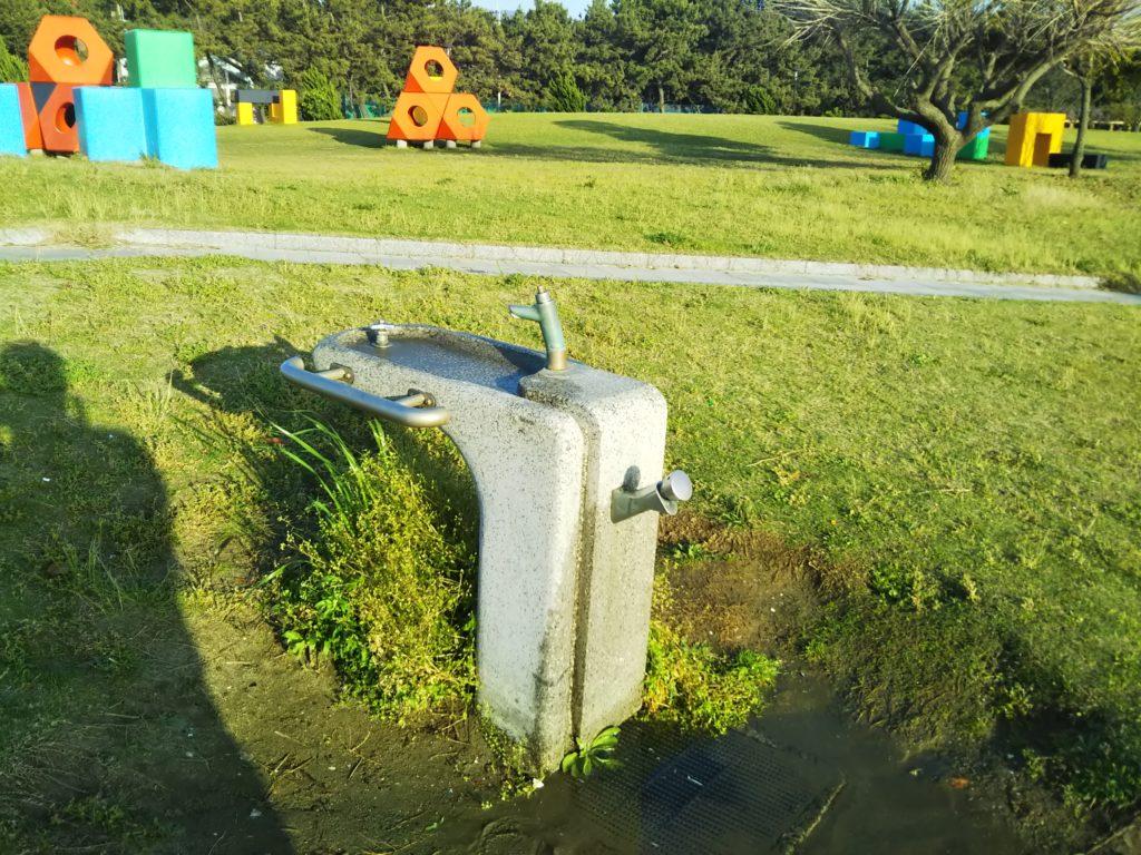 一の宮海岸水道