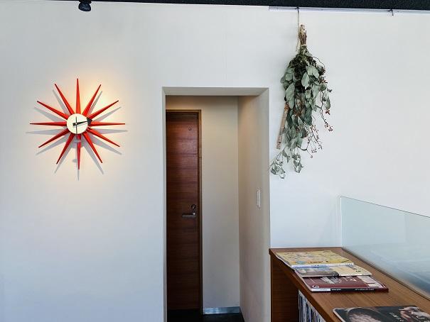 KAKIGORI CAFE ひむろおしゃれな時計