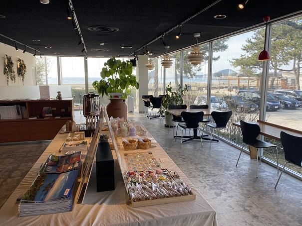 KAKIGORI CAFE ひむろ店内風景