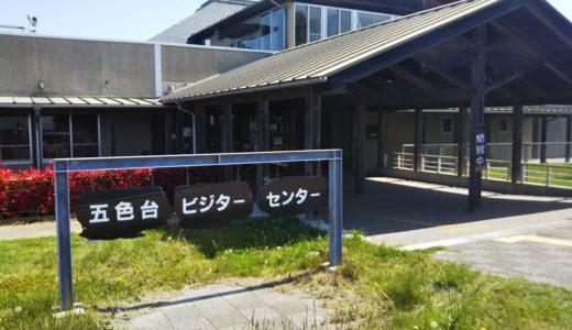 坂出市の五色台ビジターセンターでクラフト体験