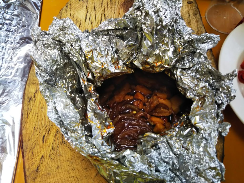 鶏の照り焼き2