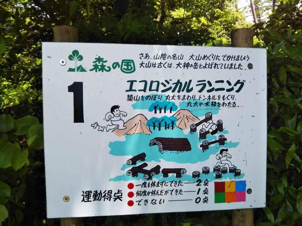 大山コース1