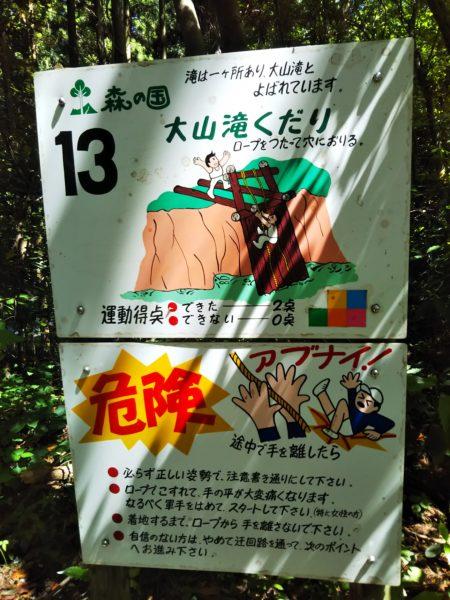 大山コース13
