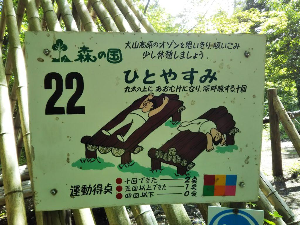 大山コース22