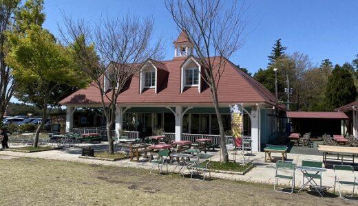 森の国レストラン フードコート ランチ バーベキュー大山町