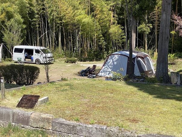 キャンプ場森の国