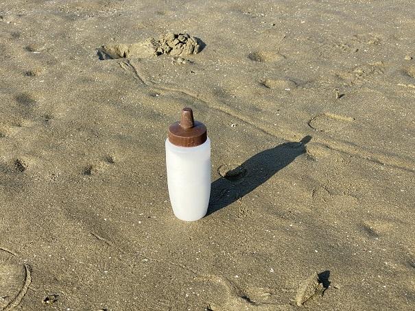 塩とボトル仁尾海岸